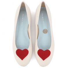 Zapatos de Novia Charlotte Mills - EGOVOLO