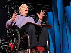 John Hockenberry: Uses his wheelchair as launch point for intentional design thoughts in TED talk. Simple Designs, Cool Designs, Ted Videos, Declaration Of Independence, Now And Forever, Ted Talks, Design Thinking, Creative Design, Presentation