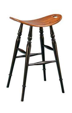 1000 Images About Saddle Seat Bar Stool On Pinterest