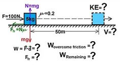 a level physics worked examples further mechanics - YouTube