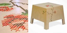 cross stitch stool.  Google Image Result for http://www.makeindustries.co.uk/USERIMAGES/crossstitchstool.jpg