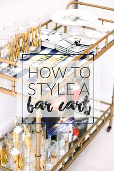 How To Style A Bar C