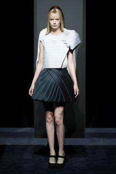 Défile Dice Kayek Haute couture Automne-hiver 2014-2015 - Look 11
