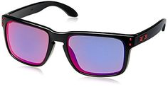 OAKLEY unisex - adults 9102 Sunglasses, matte black  Price Β£75.73