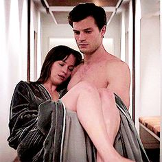 FSOG https://www.pinterest.com/lilyslibrary/ Ana and Christian Fifty Shades