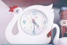 goose clock