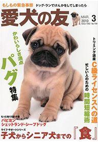 愛犬の友 2010年3月号