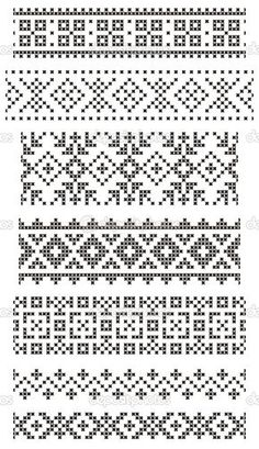 dep_1636416-Borders-embroidery.jpg (590×1024) frises