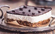 Vegan Cheesecake, Raw Vegan, Gluten Free Recipes, Tiramisu, Food And Drink, Low Carb, Vegetarian, Eat, Ethnic Recipes