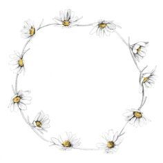"""They weren't daisies but oh the time spent making """"daisy chains""""...clover chains"""