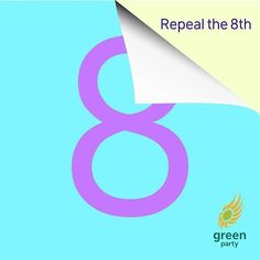 The Green Party support the repeal of the 8th amendment. We believe that issues of health should not be decided in our constitution.  For more information check out the Social and Family Issues section of our manifesto: http://ift.tt/20SskkC #repealthe8th #Honest #Debate #TTIP#ISDS #HEALTH #Climate #ClimateMoment #climatemarch #Change #ClimateChange #Transport#Home #Homelessness #Housing#Dublin #Smithfield #hometovote #Farm#Farming #Farmer #Faemingfamily#youngfarmers #Organic…