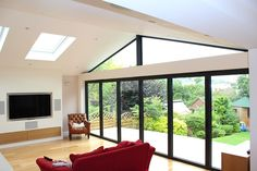 The Most Living Room Living Room Extensions Charming Living Room Extensions Within Living Room Extension Ideas Plan 1930s House Extension, Extension Veranda, House Extension Plans, House Extension Design, Extension Designs, Roof Extension, Bungalow Extensions, Garden Room Extensions, House Extensions