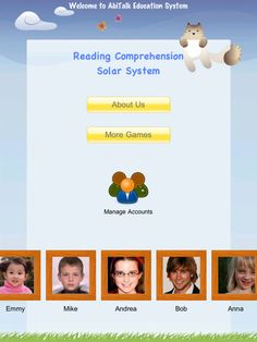 Third Grade Reading Comprehension - English Fiction - Smart Apps For Kids