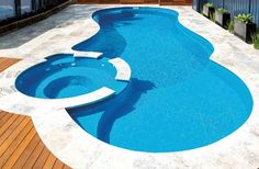Leisure Pools : Allure 40 Pool Model