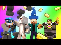 Minecraft Mini-Game : DO NOT LAUGH! (Sky's Diet Plan!) w/ Facecam - YouTube