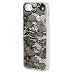 Burn-out lace print iPhone 5 case Marc Jacbos
