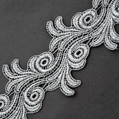 Metallic SILVER Lace Trim for Bridal, Costume or Jewelry, Crafts and Sewing, 4 Inch by 1 Yard, LP-4659 Joyce Trimming Lace Trim http://www.amazon.com/dp/B00EIRR5E0/ref=cm_sw_r_pi_dp_GBFRub1MDRD7A