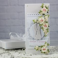 Moja papierowa kraina: Ślubna z parą