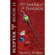 #Book Review of #TheEmeraldofPhaunos from #ReadersFavorite - https://readersfavorite.com/book-review/30150  Reviewed by Lex Allen for Readers' Favorite  I was pleasantly surprised to see Scepter: The Emerald of Phaunos by Scott Collins turn up on Reader's Favorite list of available books. It hasn't been that long ago since I read and reviewed the first episode of Scepter. This is a great YA story about four kids with unusual abilities pitted against the evil king Argyle. In the first ...