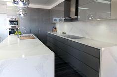 7 5131 Calacatta Nuvo™ - Harrington Kitchens