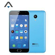 "Original Meizu M2 Mini FDD LTE 4G Mobile Phone MTK6735 Quad Core  5.0 "" 1280*720P 13.0MP 2GB RAM Android 5.1 Dual SIM  in stock"