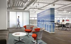 Tour W.L. Gore's New 'Activity Based Workplace' - Office Snapshots