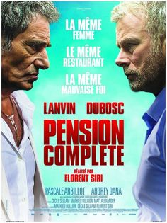 Pension complète (2015) - DVD   NEUF