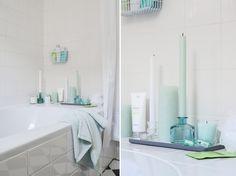Geef je badkamer een mini make over met HEMA. Je leest hier meer over op ons blog.