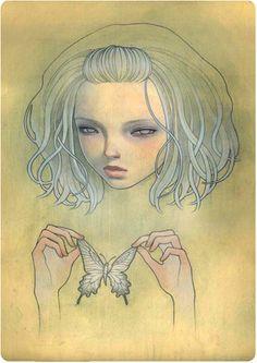 audrey kawasaki geisha - Google Search