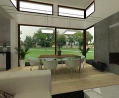 None Sheltered Housing, Steel Pergola, Divider, Linear, 180, House, Furniture, Home Decor, Houses