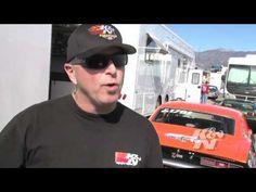 2010 NHRA Finals with Sportsman Drivers Steve Williams, Dan Fletcher & Greg Boutte