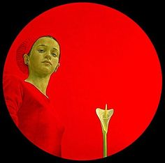 Spanish Fine Arts painter Salustiano García Cruz was born in 1965, graduated from University of Seville, Spain.