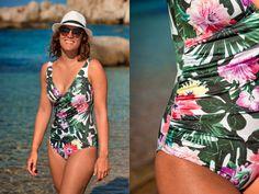 Maillot de bain Bahama // Bahama Badeanzug // La Maison Victor // Nähen Sport Bikini, Swimsuits, Swimwear, Tankini, Sew, Ashley Graham, Portfolio, Fashion, Swimsuit