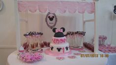 Baby Minnie Mouse Party Supplies | Minnie Mouse Party