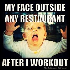 The best time to eat after a intense workout is within an hour after workout.