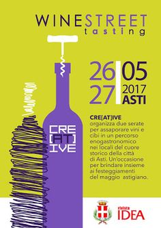 Adriano Salvi : WINE STREET TASTING-  ASTI, centro storico – vener...