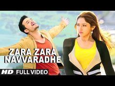 Zara Zara Navvaradhe Video Song | Akhil movie songs Divya Kumar, Bollywood Movie Songs, Music Labels, Cover Songs, Telugu Movies, Download Video, Album Covers, Lyrics, Drama
