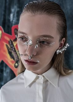 Glamorous Nose Cuffs | Jean Gritsfeldt | NOT JUST A LABEL