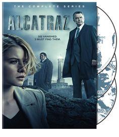 Alcatraz: The Complete Series: Amazon.ca: Various: DVD