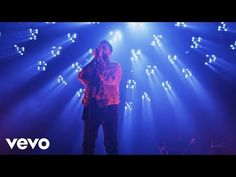 The Weeknd - Secrets/Can't Feel My Face (Vevo Presents) - YouTube