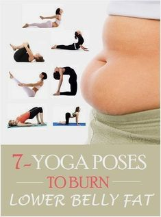 beginning yoga instructional fitness wall chart poster