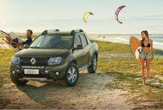 Renault Duster Oroch - Desconto para Produtor Rural