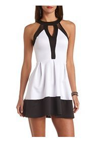 Trendy Bodycon, Skater & Party Dresses: Charlotte Russe
