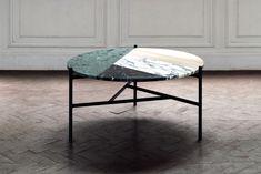 ゼロファーストデザイン | Patchworks Marble Table