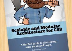 Scalable and Modular Architecture for CSS Get Smacked!  SMACSS en français SMACSS en français SMACSS (prononcé « smacks ») est plutôt un guide pour la construction des feuilles de style qu'un modèle rigide. Vous n'y trouverez aucune librairie à télécharger ou à installer. SMACSS est un moyen d'analyser vos procédés en matière de design et de transformer ces structures rigides en un processus de pensée souple et adaptable. L'objectif de ce livre est de fournir une approche pertinente au…