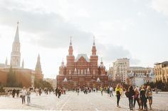 Moscow, Russia  http://www.nomadic-habit.com