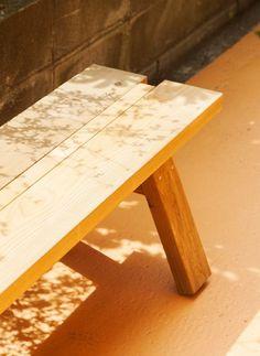 石巻工房 ISHINOMAKI BENCH Japan Earthquake, Table, Furniture, Home Decor, Products, Decoration Home, Room Decor, Tables, Home Furnishings