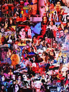 Pedro Almodóvar #movies #collage