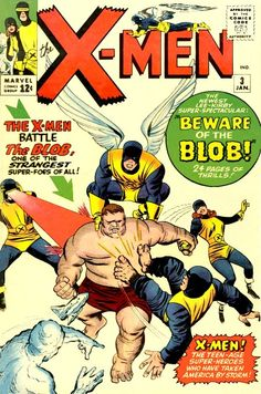 X-Men (1st series) # 3