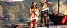 Free People - great stuff (I like their blog, too)